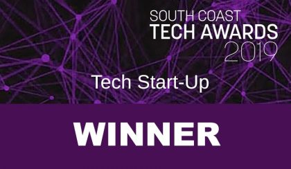 Tech Start Up Winner
